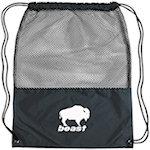 Mesh Polyester Drawstring Bags